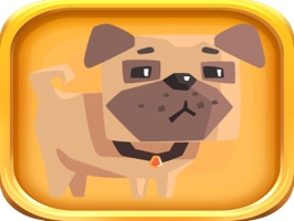 Simple Pug Stickers characters is our awesome emoji collection