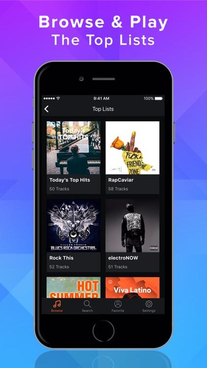 Premium Search Music Pro for Subscription Premium
