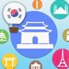 LingoCards 图像字典:学习韩语/韩文(免费版)