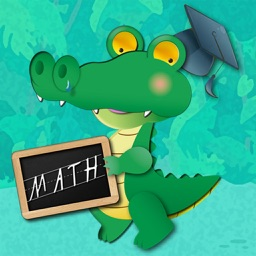 Croco Math - Your Math Teacher is a cute Crocodile