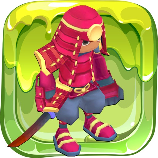 ninja runner challenge endless iOS App