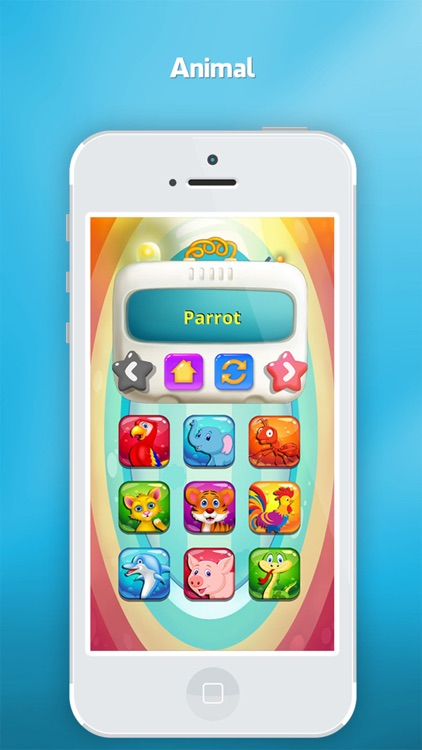 phone for baby toddler preschool kids games screenshot-3