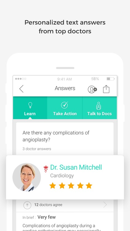 HealthTap: Doctor Help 24/7 screenshot-0