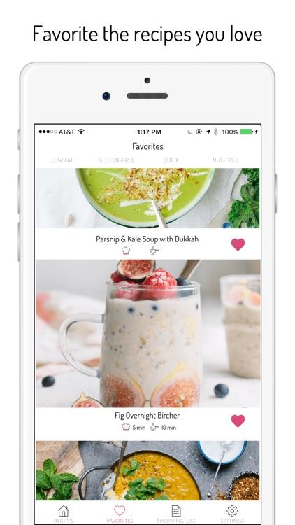 Deliciously Vegan Recipes screenshot-4