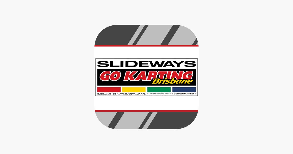 Slideways Go Karting Brisbane on the App Store