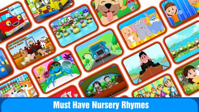 Nursery Rhymes Videos Lite by Kids 1st TVのおすすめ画像1