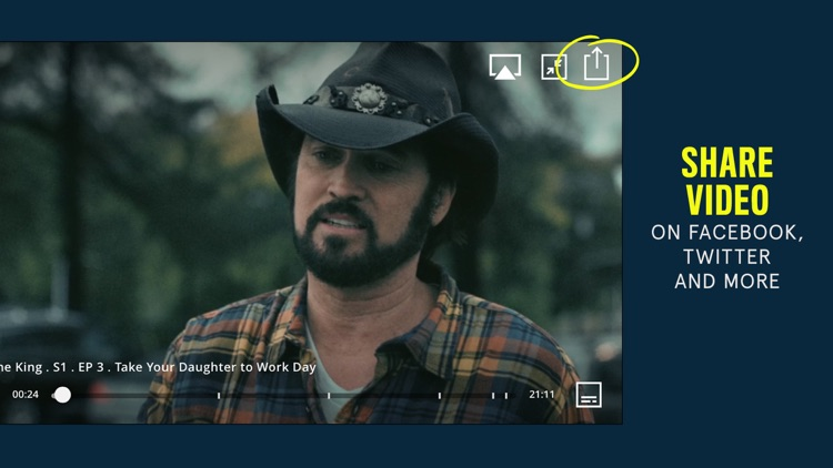 CMT – Watch TV Shows, Videos, Country & More screenshot-4