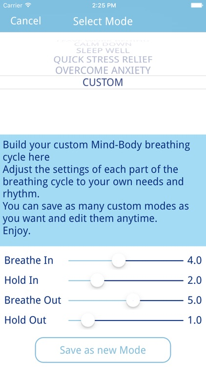 Mind-Body Breathing screenshot-3