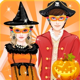 story halloween Dressup and makeup