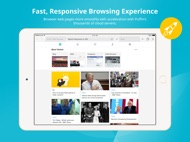 Puffin Browser Pro ipad images