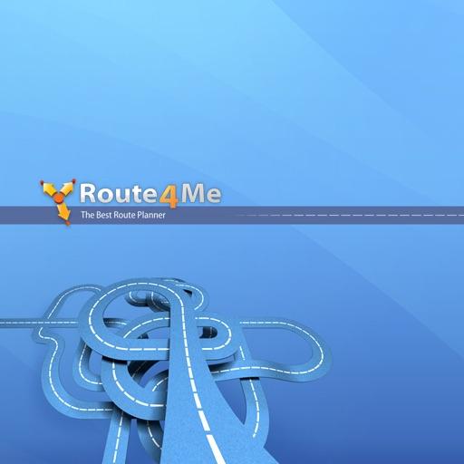 Route4Me Route Planner app logo
