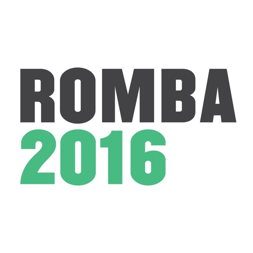 2016 ROMBA Conference