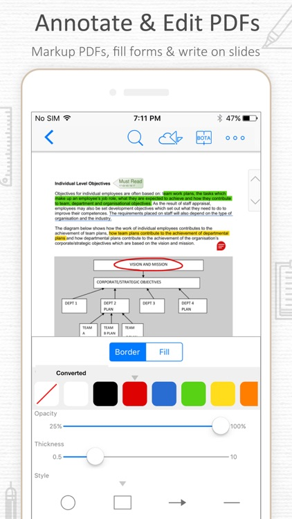 PDF Reader – Annotate, Scan and Sign PDF Documents app image