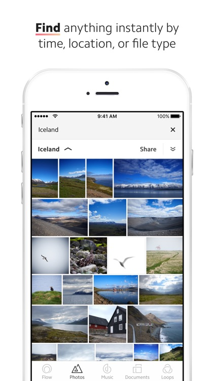 Upthere Home - photo and file storage
