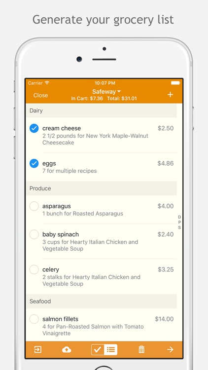 MealBoard - Meal and Grocery Planner