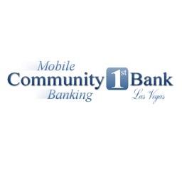 Community 1st Bank Las Vegas Mobile