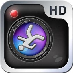 Backwards Cam HD-Reverse Movie Maker