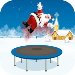 Christmas Santa Game : Trampoline Santa 2017