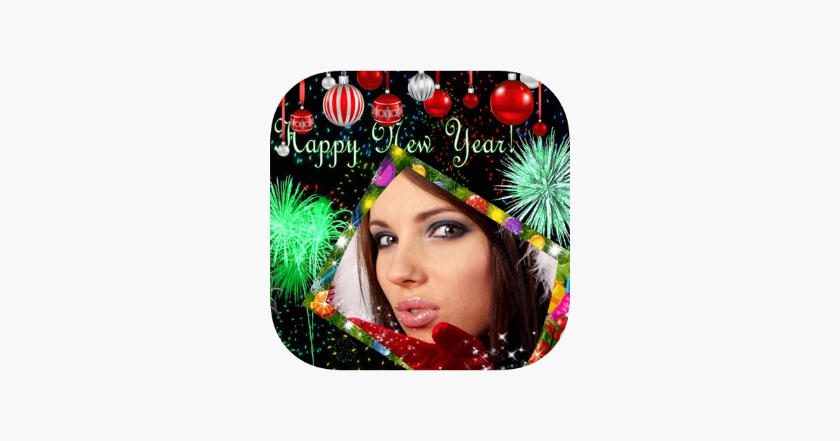 Happy New Year 2018- Photo Frames for Pictures on the App Store