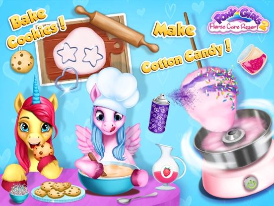 Pony Girls Horse Care Resort 2 - Style & Dress Up screenshot 8