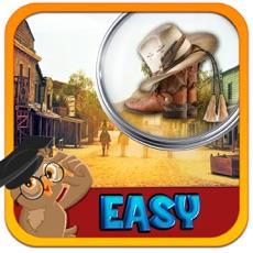 Activities of Wild Wild West Hidden Object Games
