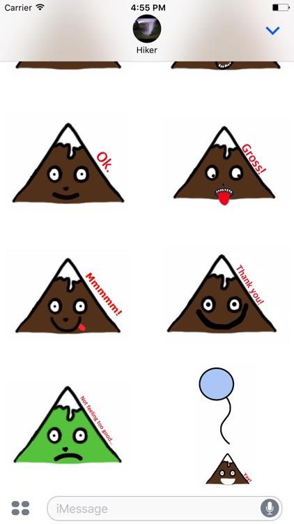 Sticker Mountain screenshot-3