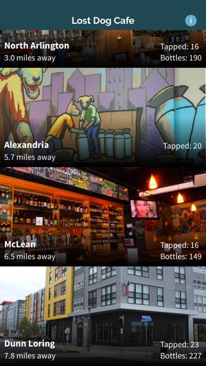 The Lost Dog Cafe on the App Store