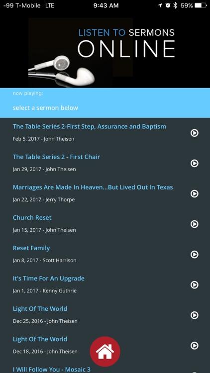Midway Church - Pilot Point,TX screenshot-3