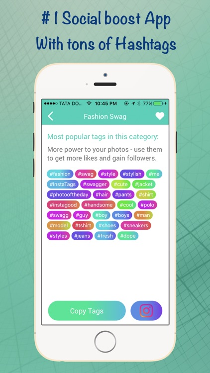 HashTags Pro - Hashtag Manager for Instagram