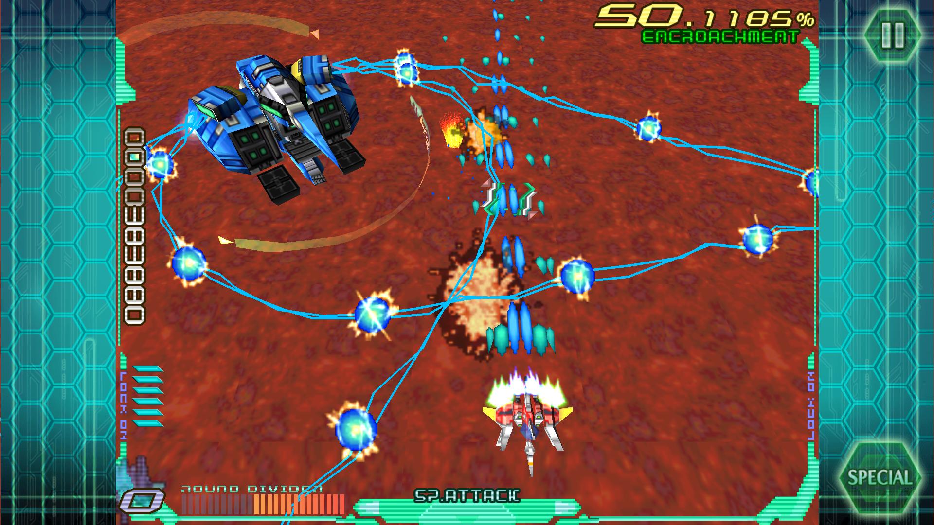 RAYCRISIS screenshot 13