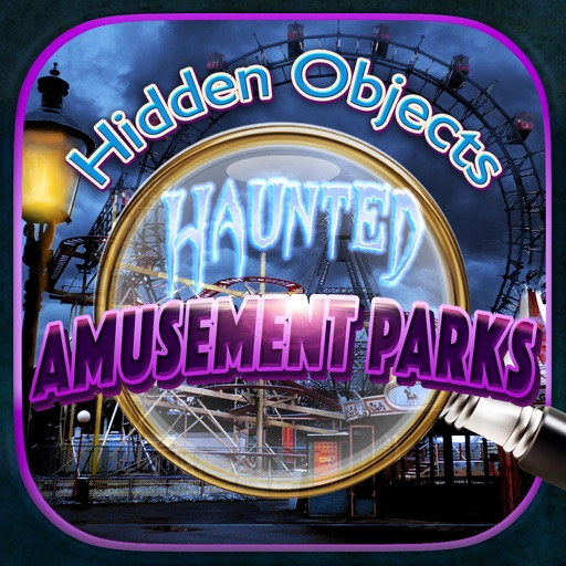 Hidden Objects Haunted Mystery Amusement Parks Pic By