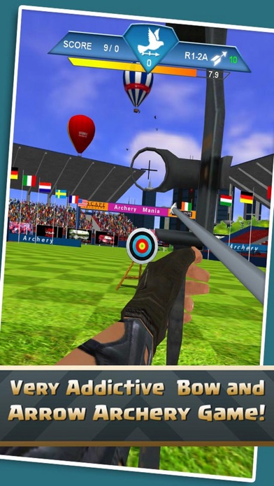 Archer Shoot Arrow Challenge screenshot one