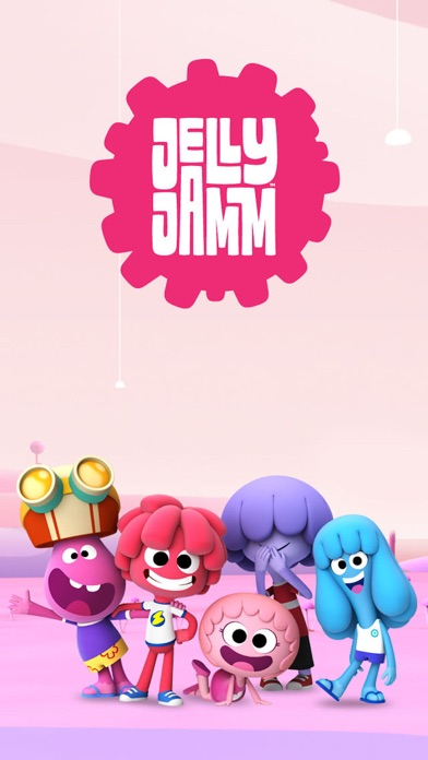 Jelly Jamm 2 Screenshot on iOS