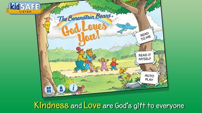 The Berenstain Bears: God Loves You!Screenshot of 1