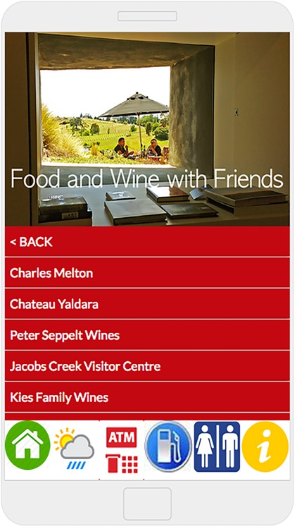 WineMapz Barossa SA screenshot-0