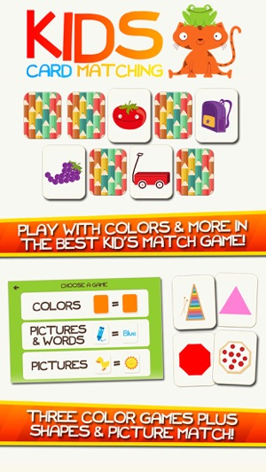 Learn Colors Shapes Preschool Games for Kids Games on the App Store