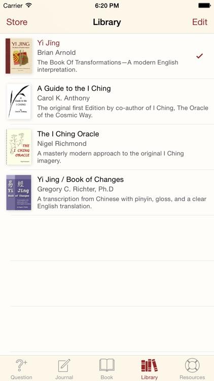 Yi Jing - I Ching - Book of Changes screenshot-4