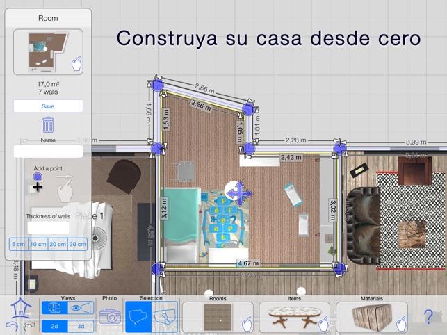 Casa designer 3d freemium reforma tu hogar en app store for Amueblar casa completa