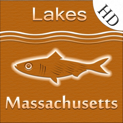 Massachusetts: Lakes and Fishes