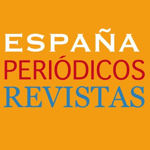 PERIÓDICOS y REVISTAS de ESPAÑA