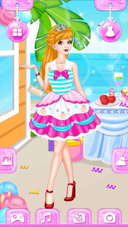 Princess Party Dress Up- Girls & Kid Games by YanWei Han