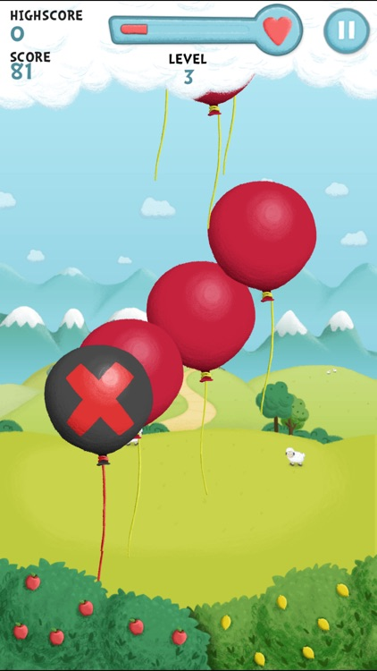 Poppity Pop - Kids Balloon Popping Game screenshot-3