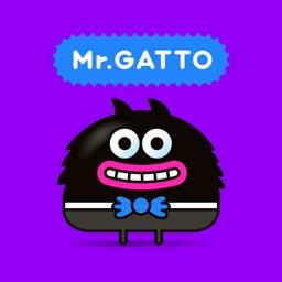 mr.GATTO - Stickers