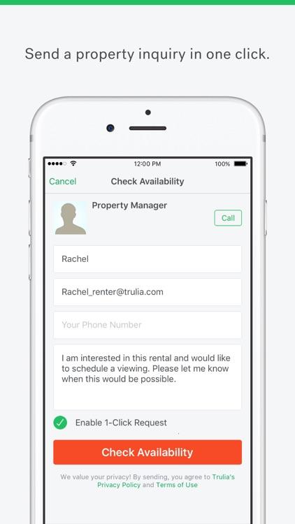 Trulia Rentals - Homes & Apartments for Rent screenshot-3