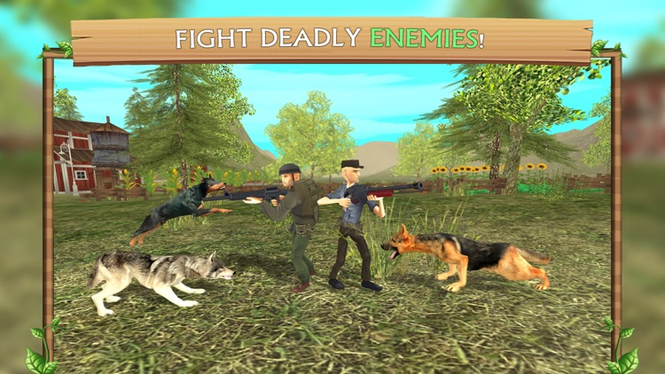 Dog Sim Online - Build A Family screenshot-4