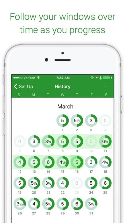 Window - Intermittent Fasting Tracker screenshot-4
