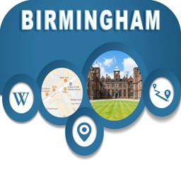 Brimingham UK Offline Map Navigation GUIDE