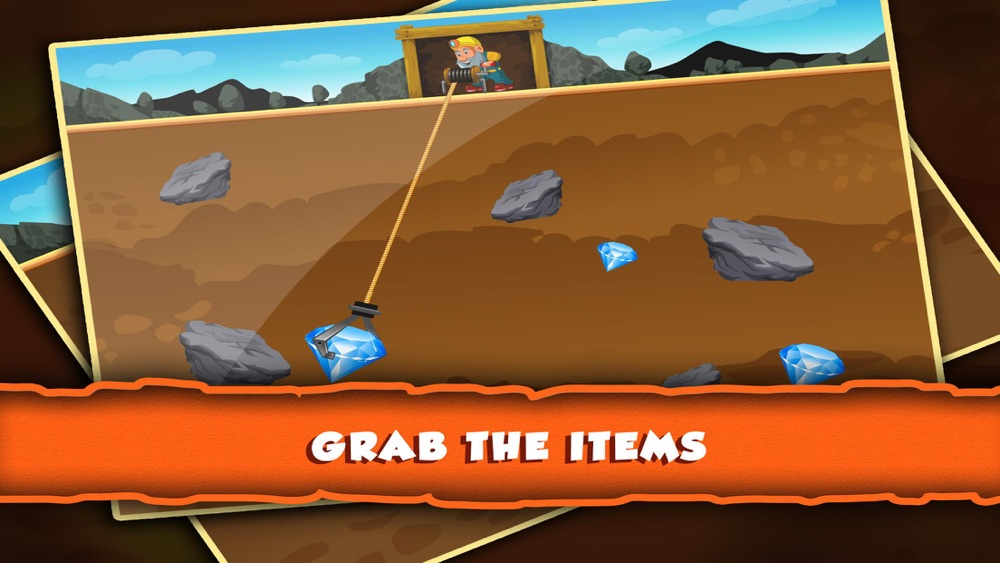 Gold Rush Miner Tricky Puzzle Digger Arcade Game Cheat Codes