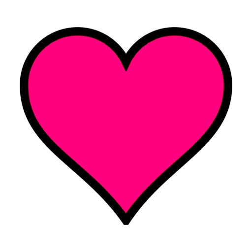 Pink Love • 100 stickers for iMessage