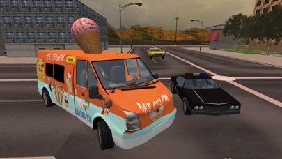 Grand Ice Cream Van Simulator screenshot one